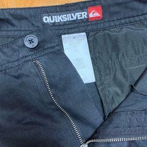 Quicksilver pinstripe shorts